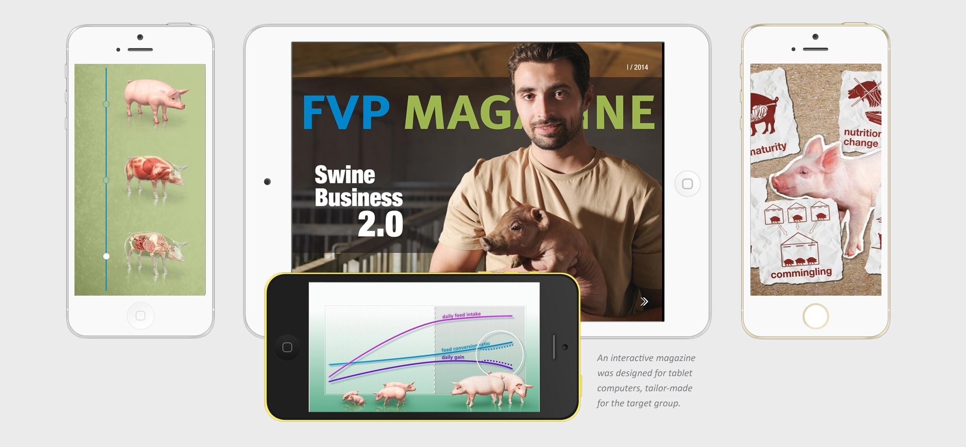 Swine Business Interactive Magazine